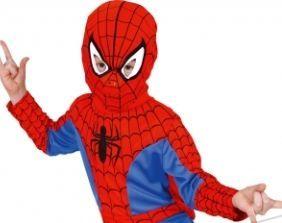 Costume Carnevale Uomo Ragno Bambino