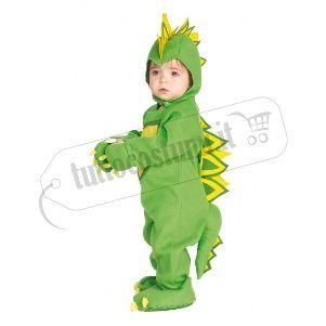 Costume Dinosauro Baby