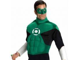 Costume Lanterna Verde Carnevale