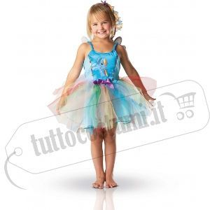 Costume Little Pony Bambina