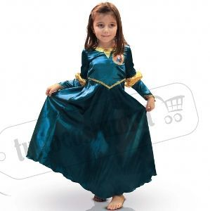 Costume Merida - The Brave
