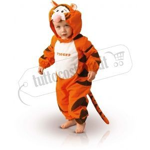 Costume Tigro