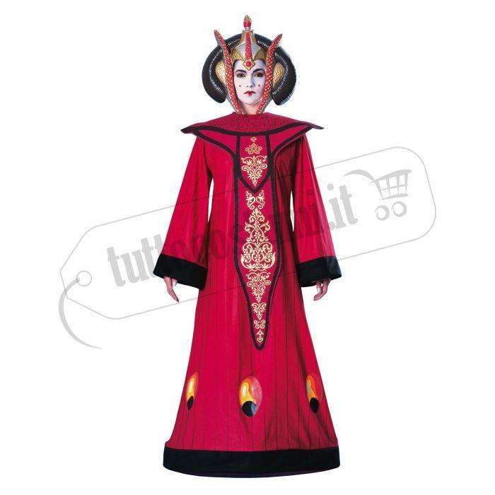 Costume da Regina Amidala (Padme) della saga di Guerre Stellari. Quanto costa?