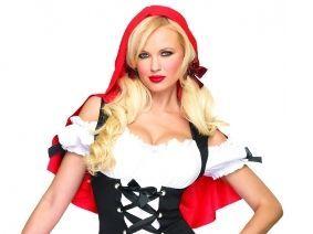 Vestito Carnevale Cappuccetto Rosso