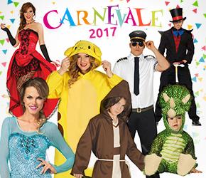 costumi carnevale 2017