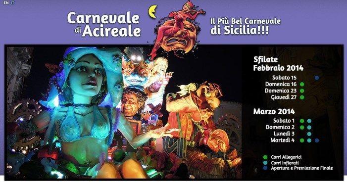 Carnevale Acireale 2014