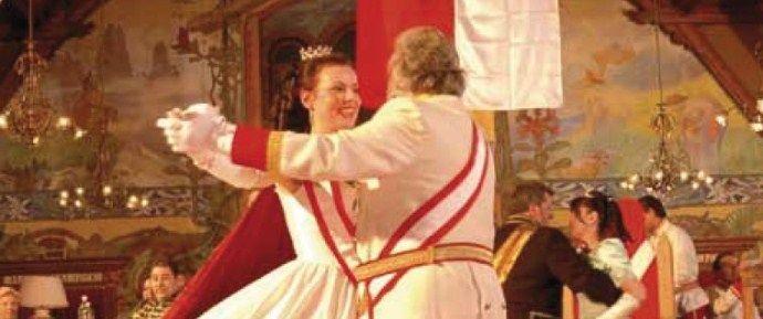 Ballo dell'Imperatore al Carnevale Asburgico