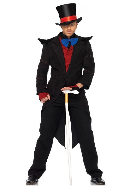 Costume carnevale: elegante domatore