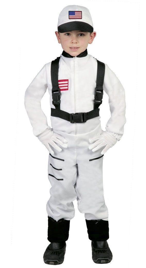 Costume Carnevale: astronauta