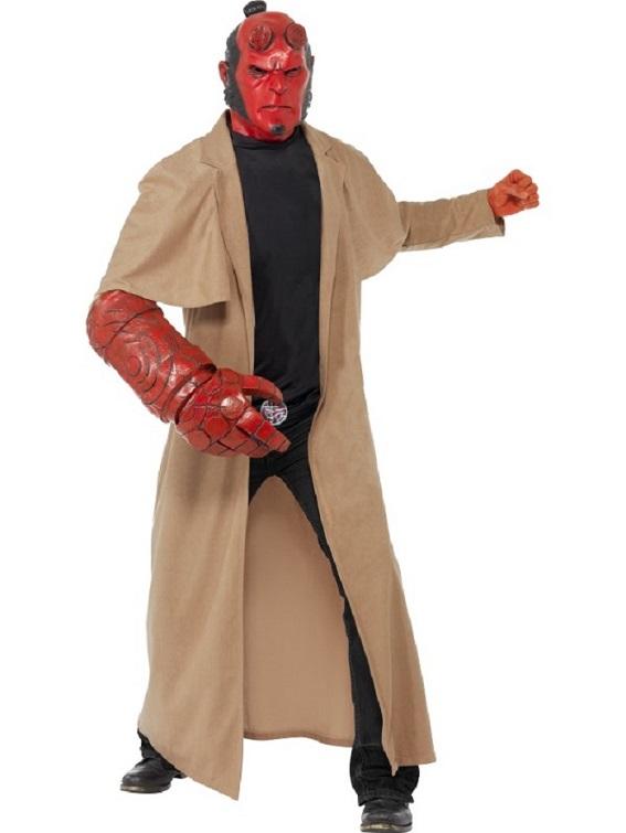 Costume carnevale: HellBoy
