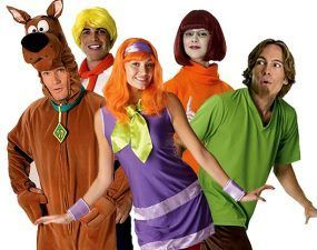 Costumi Halloween Di Gruppo.Costumi Di Gruppo Per Carnevale Travestimenti Di Gruppo Per Eventi