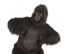Costume da Gorilla in peluche