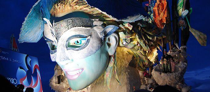 Carri Carnevale di Viareggio